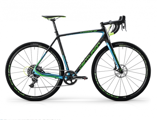 велосипед centurion crossfire carbon 3000 (2017)