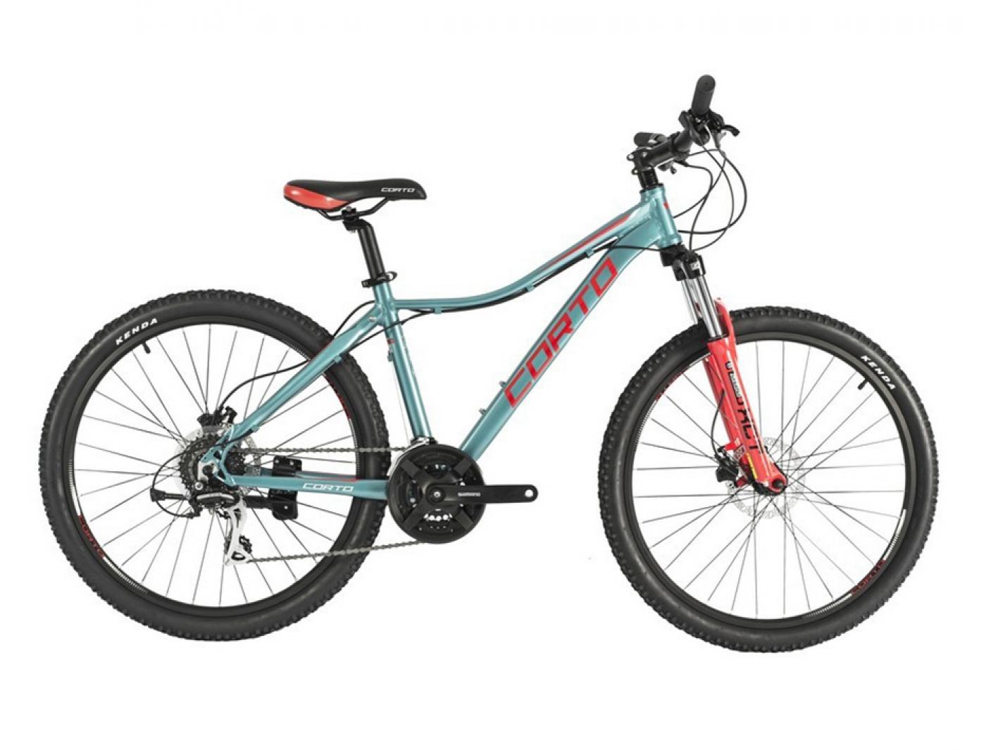 Женский Велосипед Corto Glory (2017)