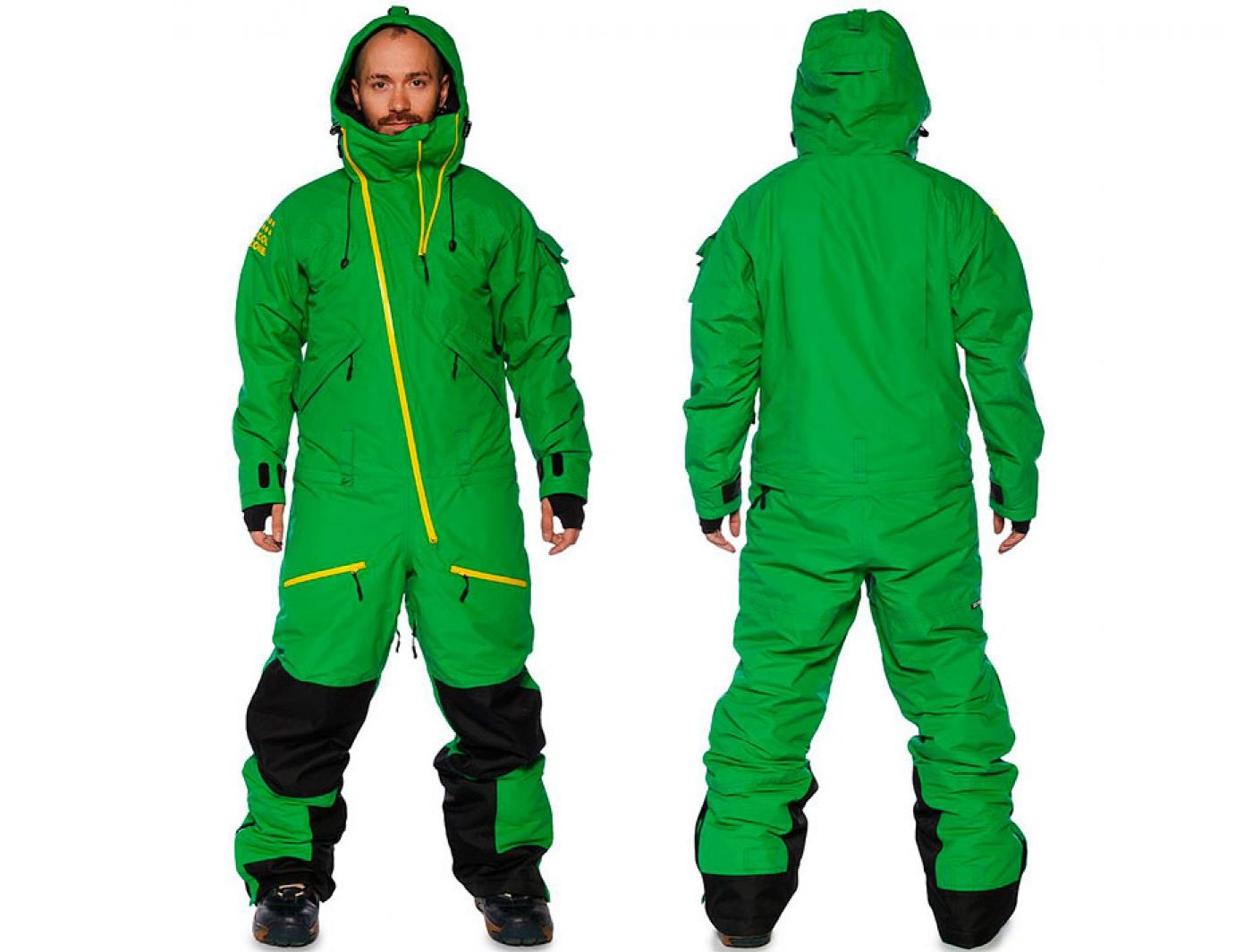 комбинезон cool zone kite 44к03 зеленый (2018)