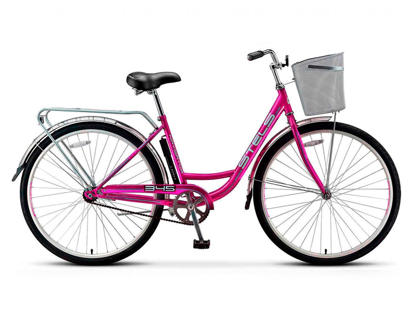 велосипед stels navigator 345 lady (2016)