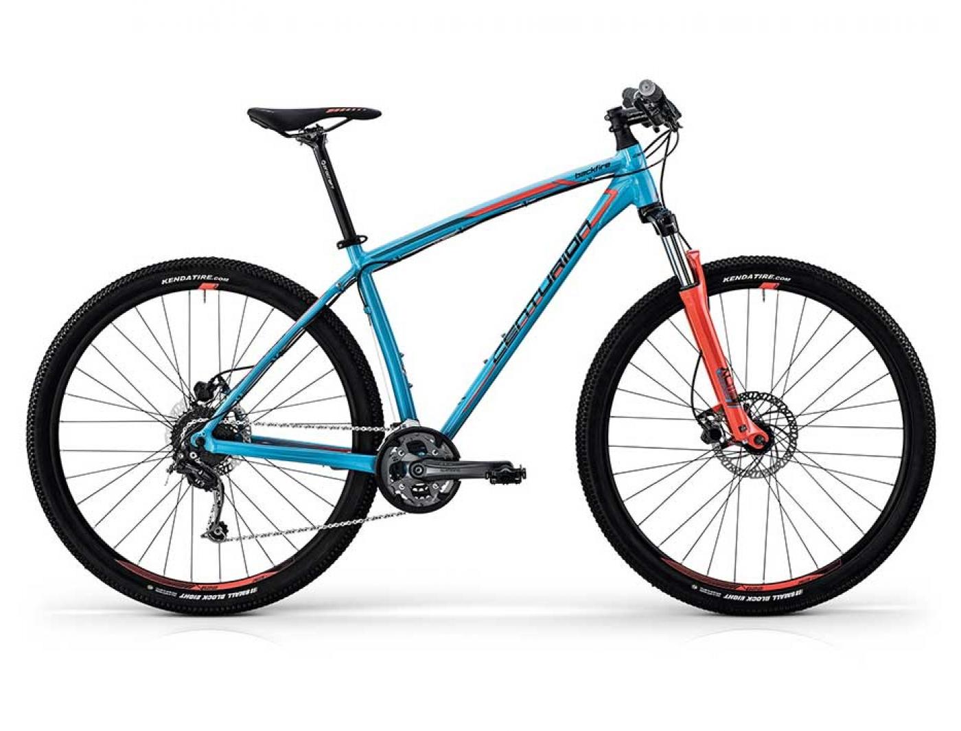 Велосипед Centurion Backfire Pro 100.29 (Синий) (2017)