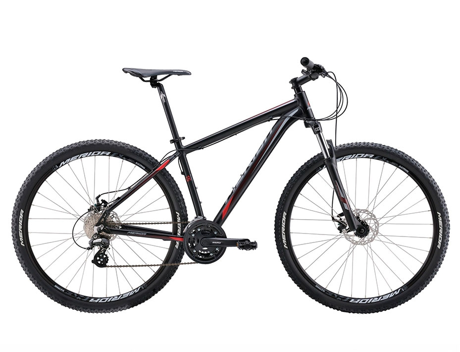Велосипед Merida Big Nine 15-MD (2017)