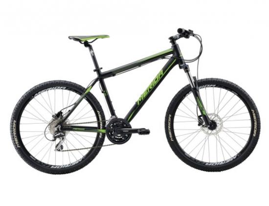 Горный велосипед Merida Big Seven 20D (2017)