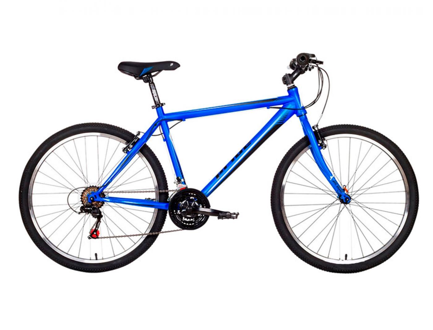 Велосипед PRIDE стальной Hi-Ten