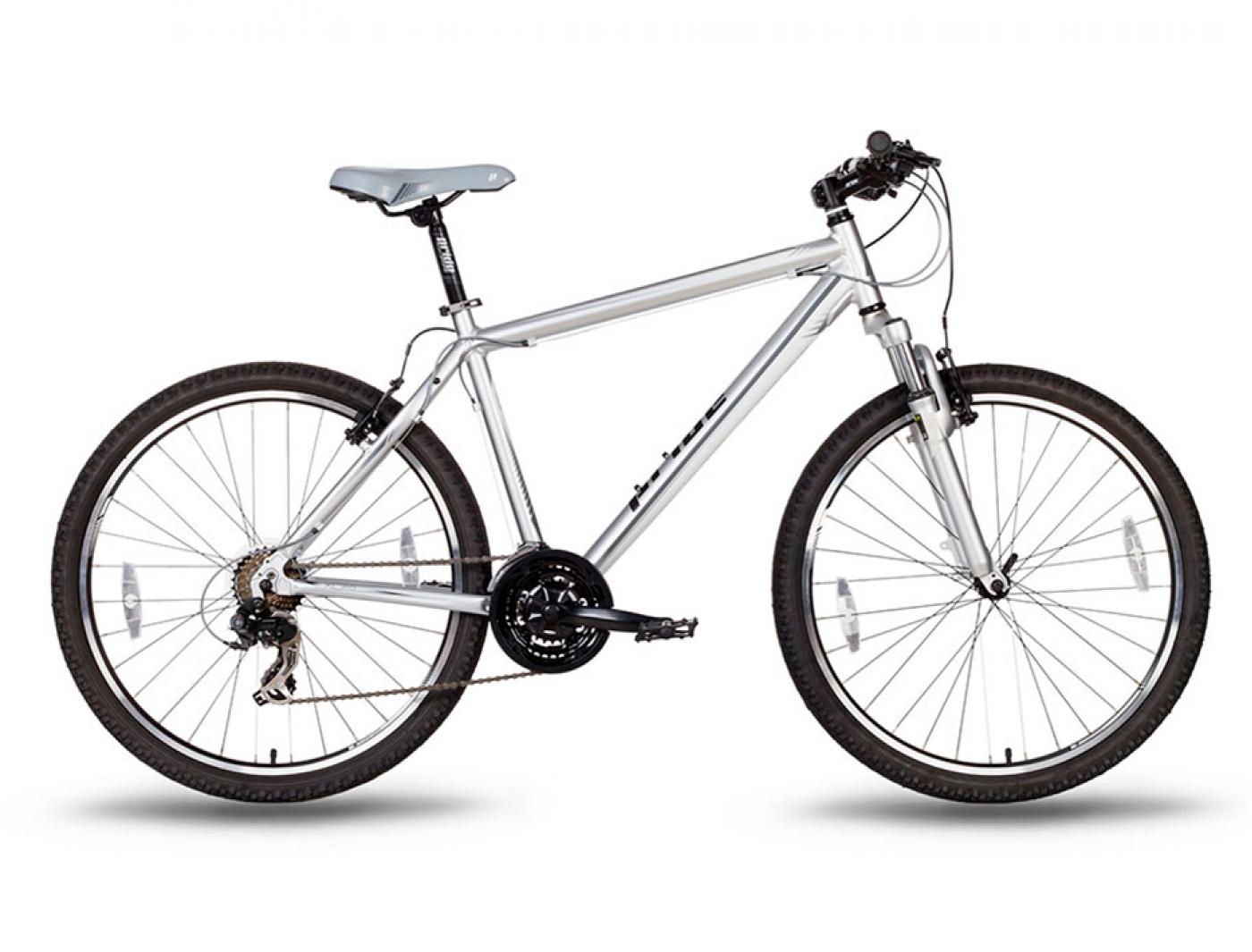 Велосипед Pride XC-2.0 Серо-Черный (2016)
