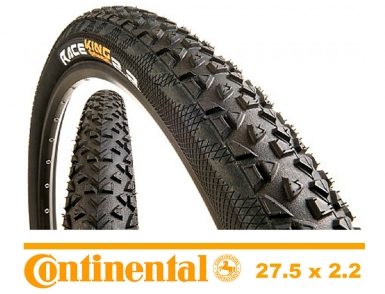 Покрышка Continental Race King 27.5x2.2