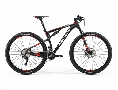 велосипед двухподвес merida ninety-six 9.800 (2017)