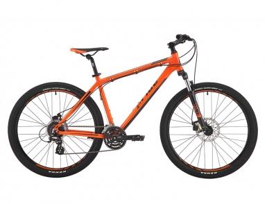 Велосипед PRIDE REBEL 7.2 Orange (2017)