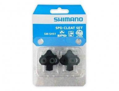 Шипы Shimano SM-SH51 без гайки пара Y42498201