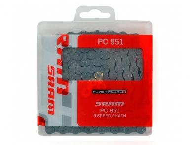 Цепь SRAM PC-951+PowerLink 9 скоростей