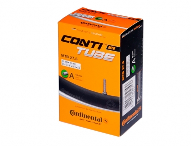 Камера Continental Conti Tube 27.5 Авто ниппель
