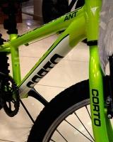 Подростковый Велосипед Corto Ant (Зеленый)