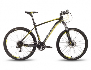 Велосипед PRIDE XC-650 RL (2016)