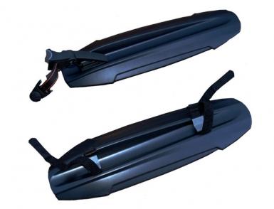 Комплект переднего и заднего крыла с крепежом для FAT байка