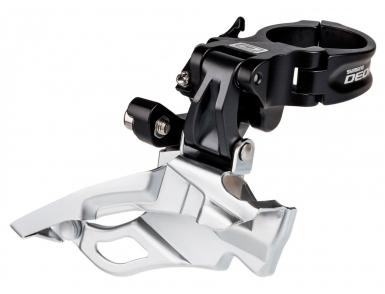 Переключатель передний Shimano Deore M611, ун. тяга, ун. хомут, уг.:66-69, для 40-42T IFDM611X6L