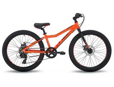 Подростковый велосипед PRIDE PILOT 7 (Оранжевый) (2017)