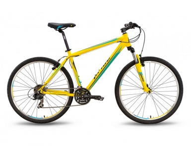 Велосипед PRIDE XC-650 V-br (2016)