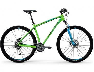 Велосипед Centurion Backfire Pro 200.29 (Зеленый) (2017)