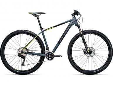 Велосипед CUBE Acid 2X 27.5 (2017)