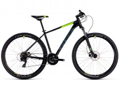 Велосипед CUBE AIM PRO 27.5 (2018)