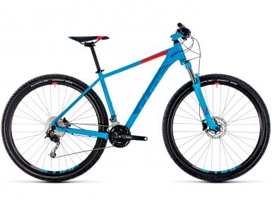 Велосипед CUBE AIM SL 27.5 (2018)