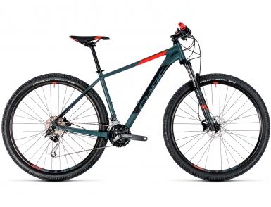 Велосипед CUBE ANALOG 29 (2018)