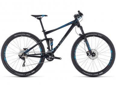 Велосипед CUBE STEREO 120 29 (2018)