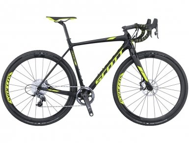 Велосипед Scott Addict CX 10 disc (2017)