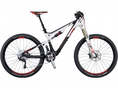 Велосипед Scott Genius 720 (2016)