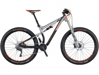 Велосипед Scott Genius 720 Plus (2016)