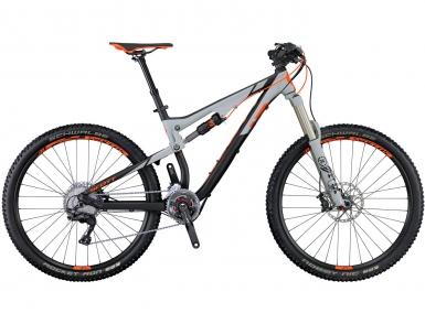 Велосипед Scott Genius 730 (2016)