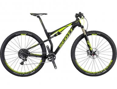 Велосипед Scott Spark 700 RC (2016)