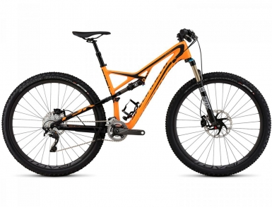Велосипед Specialized Camber Fsr Expert Carbon 29 (2015)