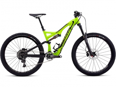Велосипед Specialized Stumpjumper Fsr Expert Carbon Evo 650B (2015)