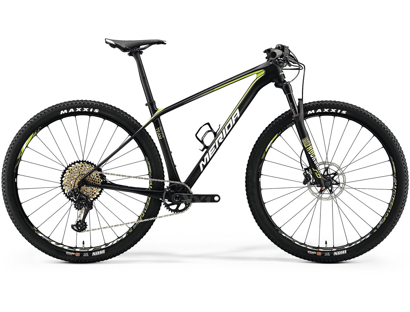 Велосипед Merida BIG.NINE TEAM (2018)