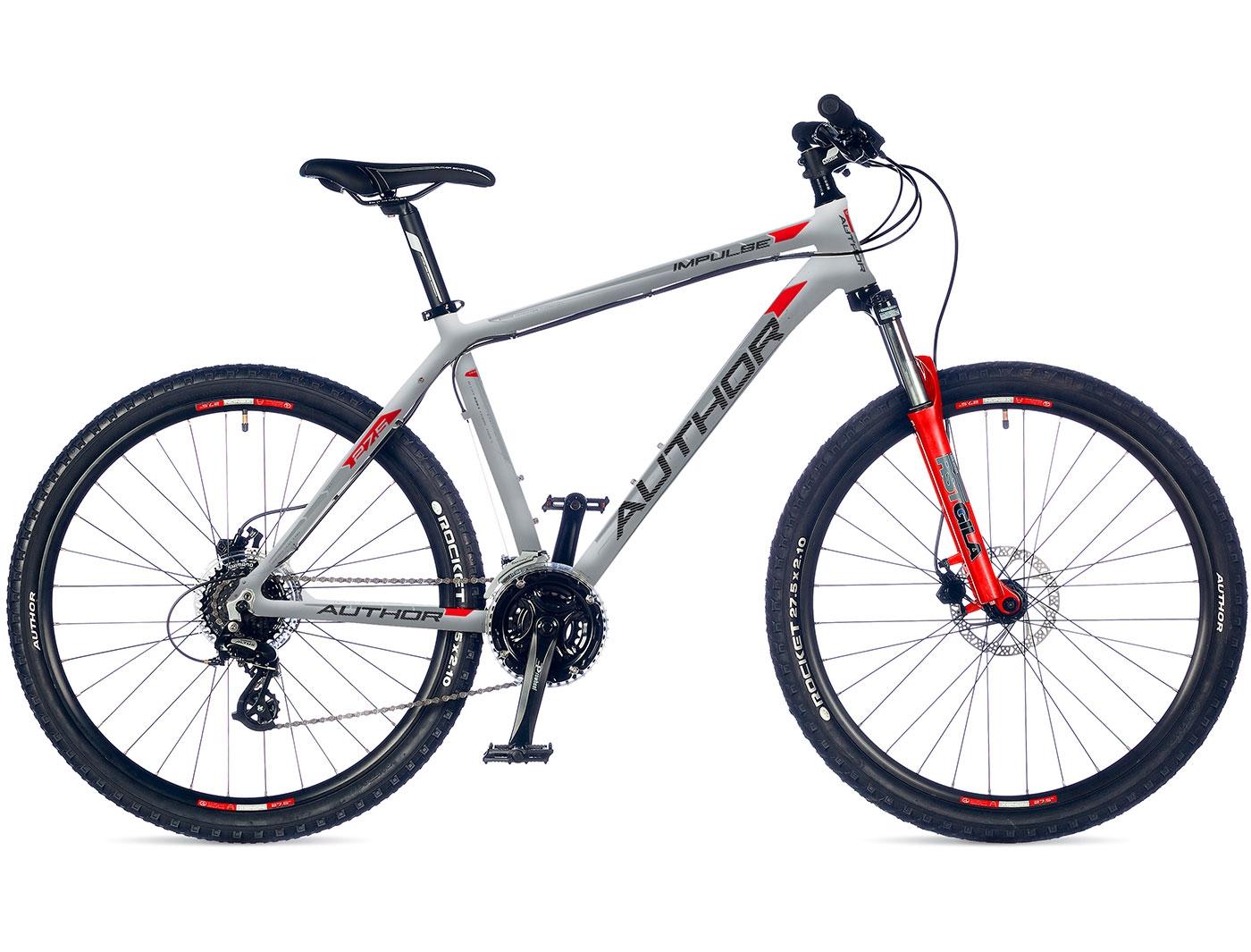 Велосипед AUTHOR Impulse 27.5 (2018)