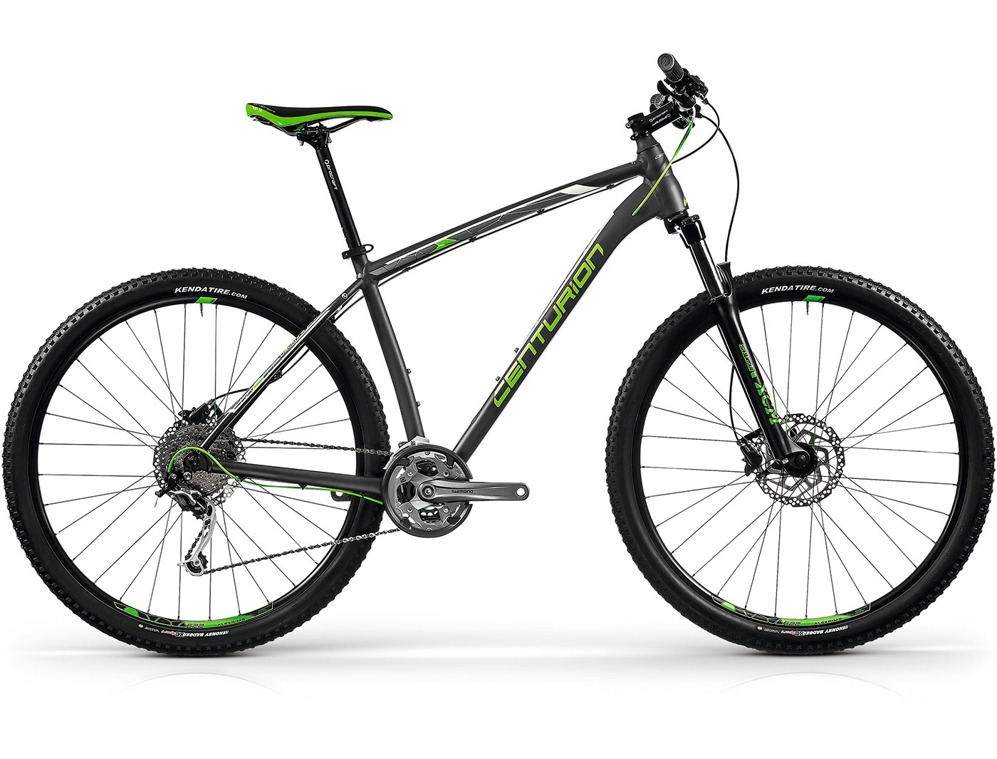 Велосипед Centurion Backfire Pro 200.27 (2018)