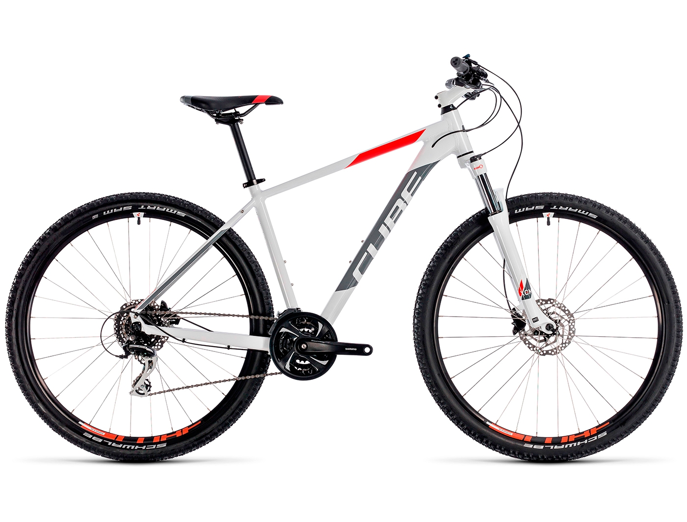 Велосипед CUBE AIM RACE 27.5 (2018)