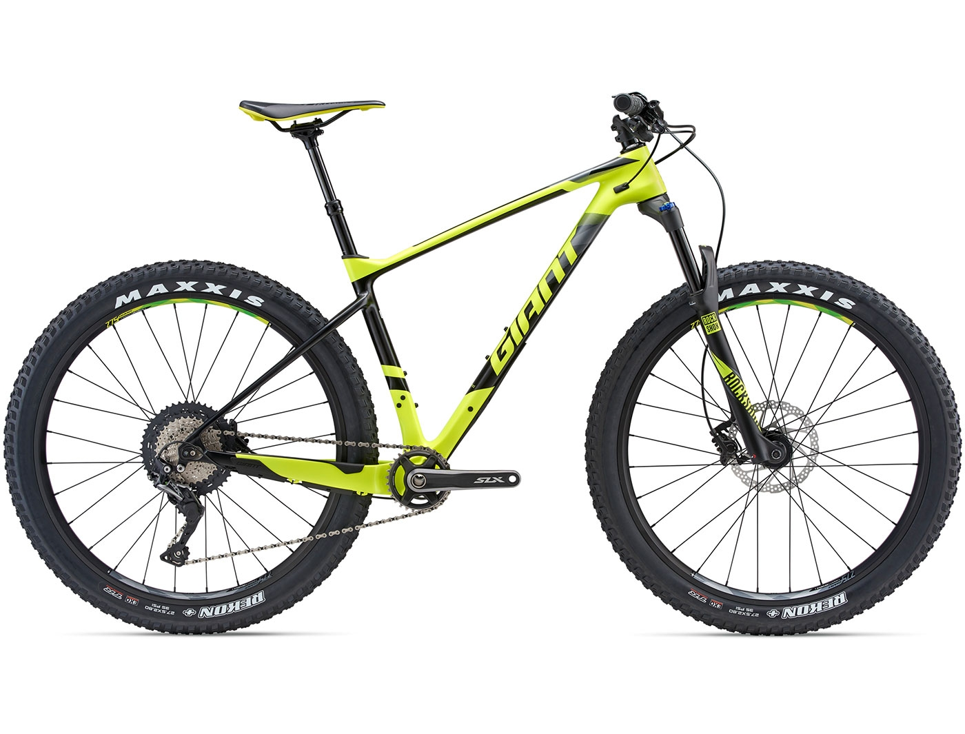 Велосипед Giant XTC Advanced + 2 (2018)