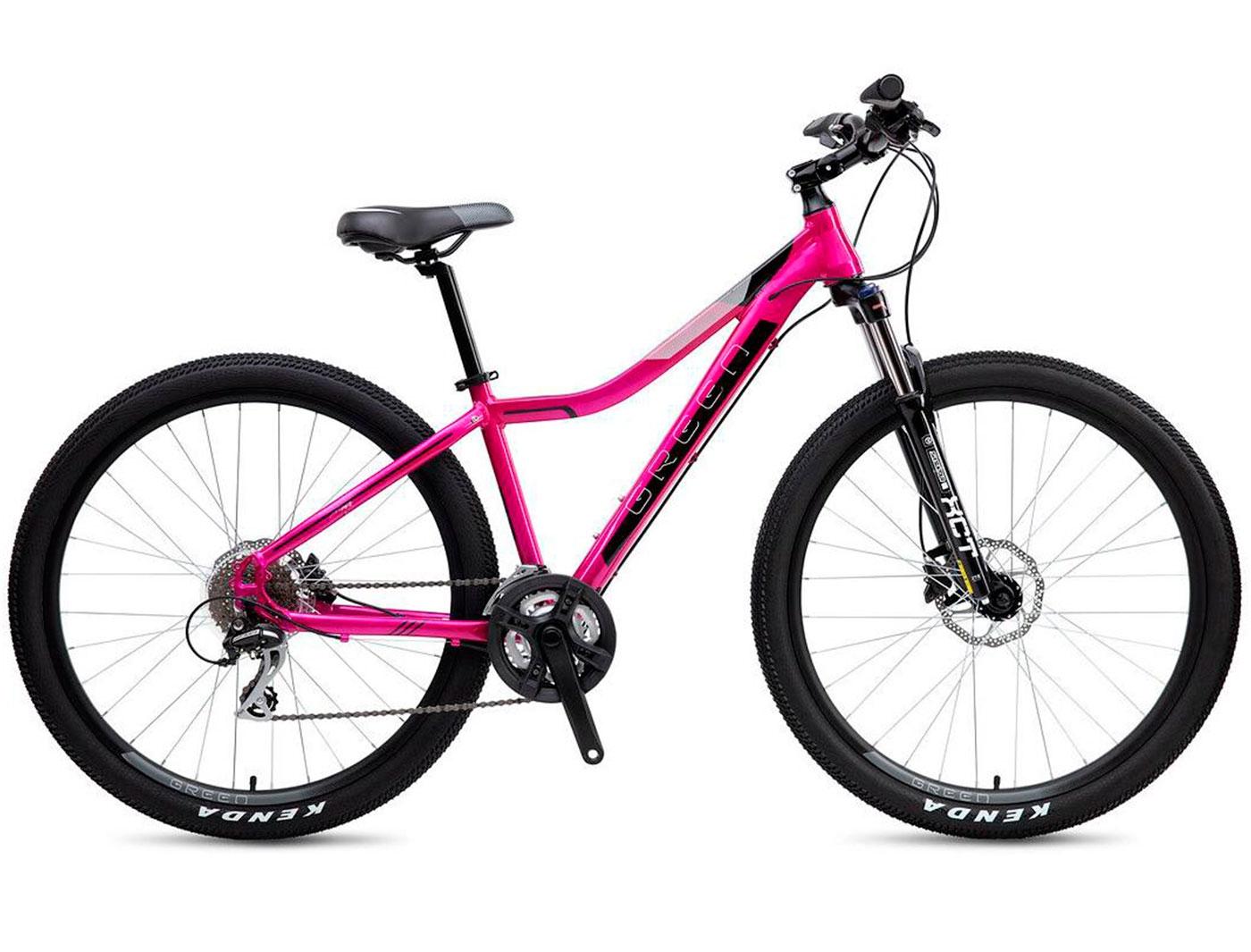Велосипед Green Misstique 27.5 (2019)