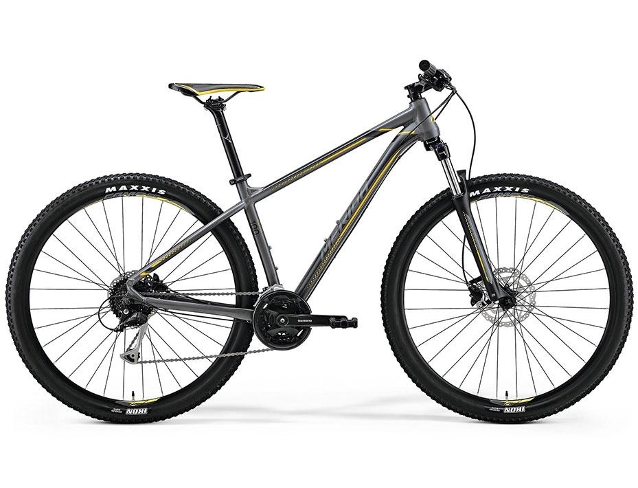 Велосипед Merida BIG.NINE 100 (2018)