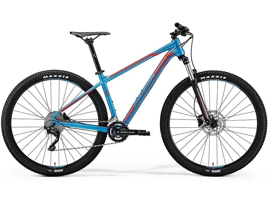 Велосипед Merida BIG.NINE 300 (2018)