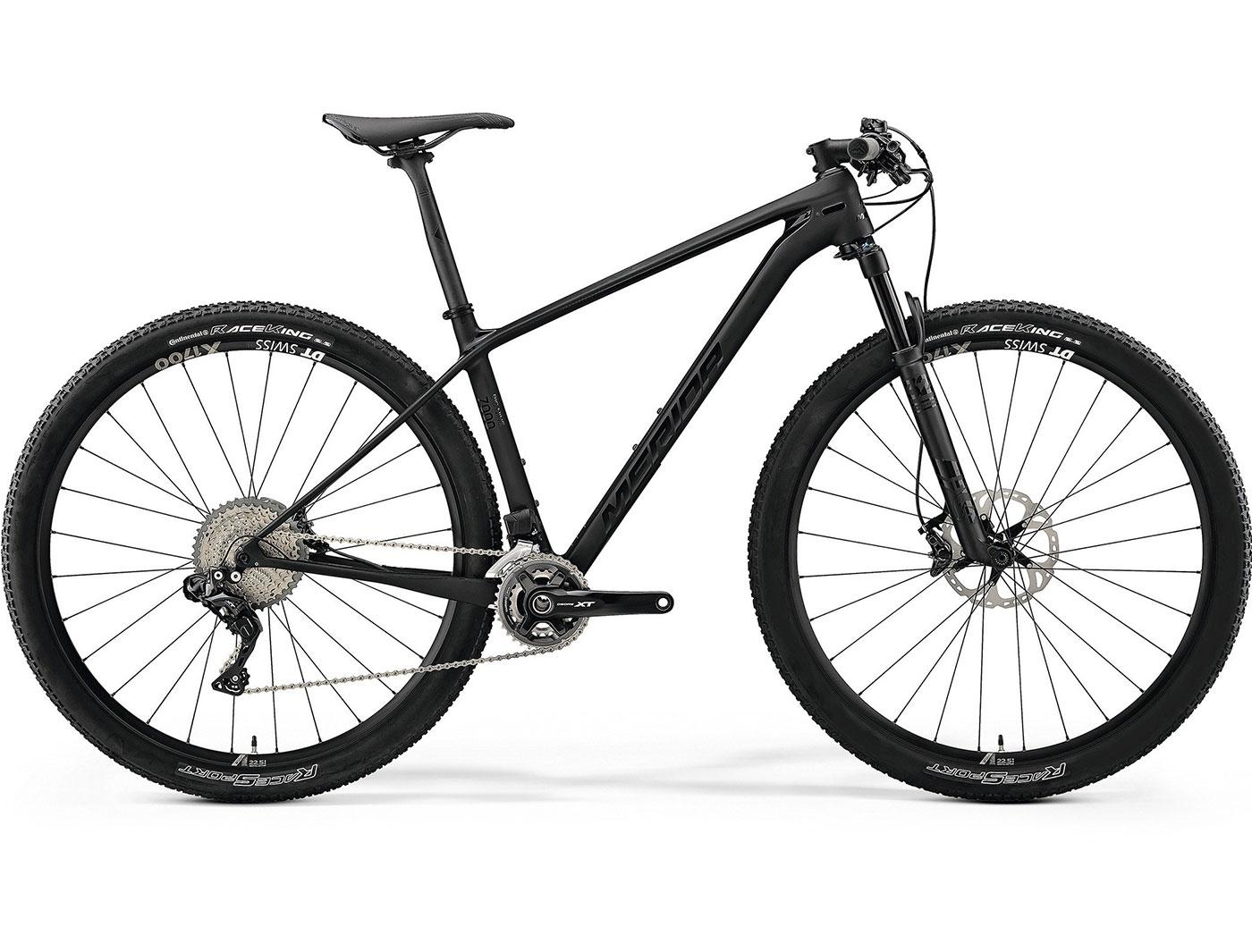 Велосипед Merida BIG.NINE 7000-E (2018)