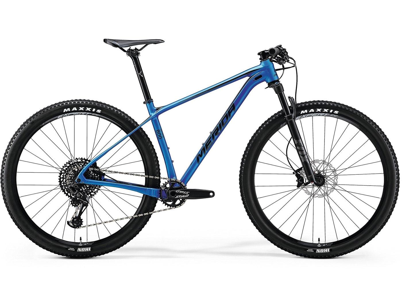 Велосипед Merida BIG.NINE 800 (2018)