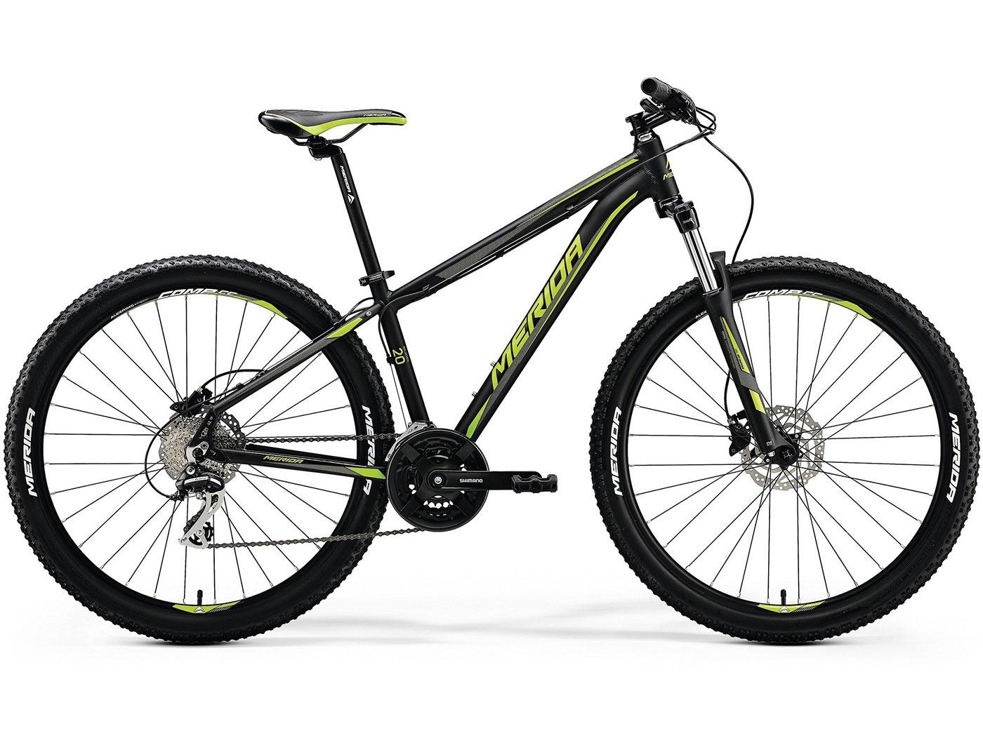 Велосипед Merida BIG.SEVEN 20-D (2018)