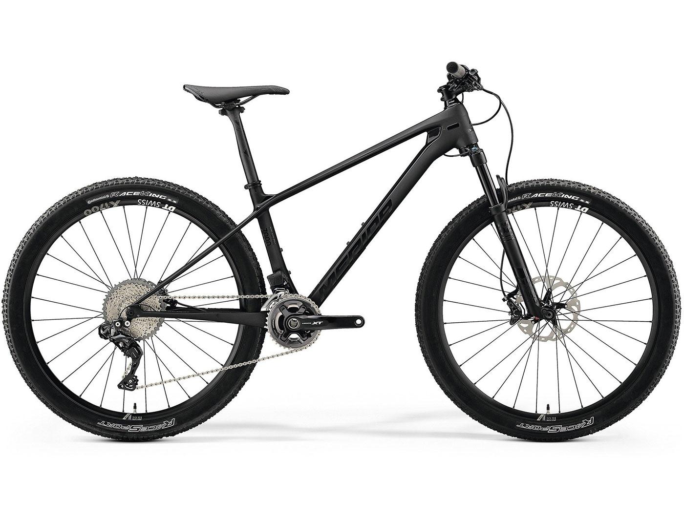 Велосипед Merida BIG.SEVEN 7000-E (2018)
