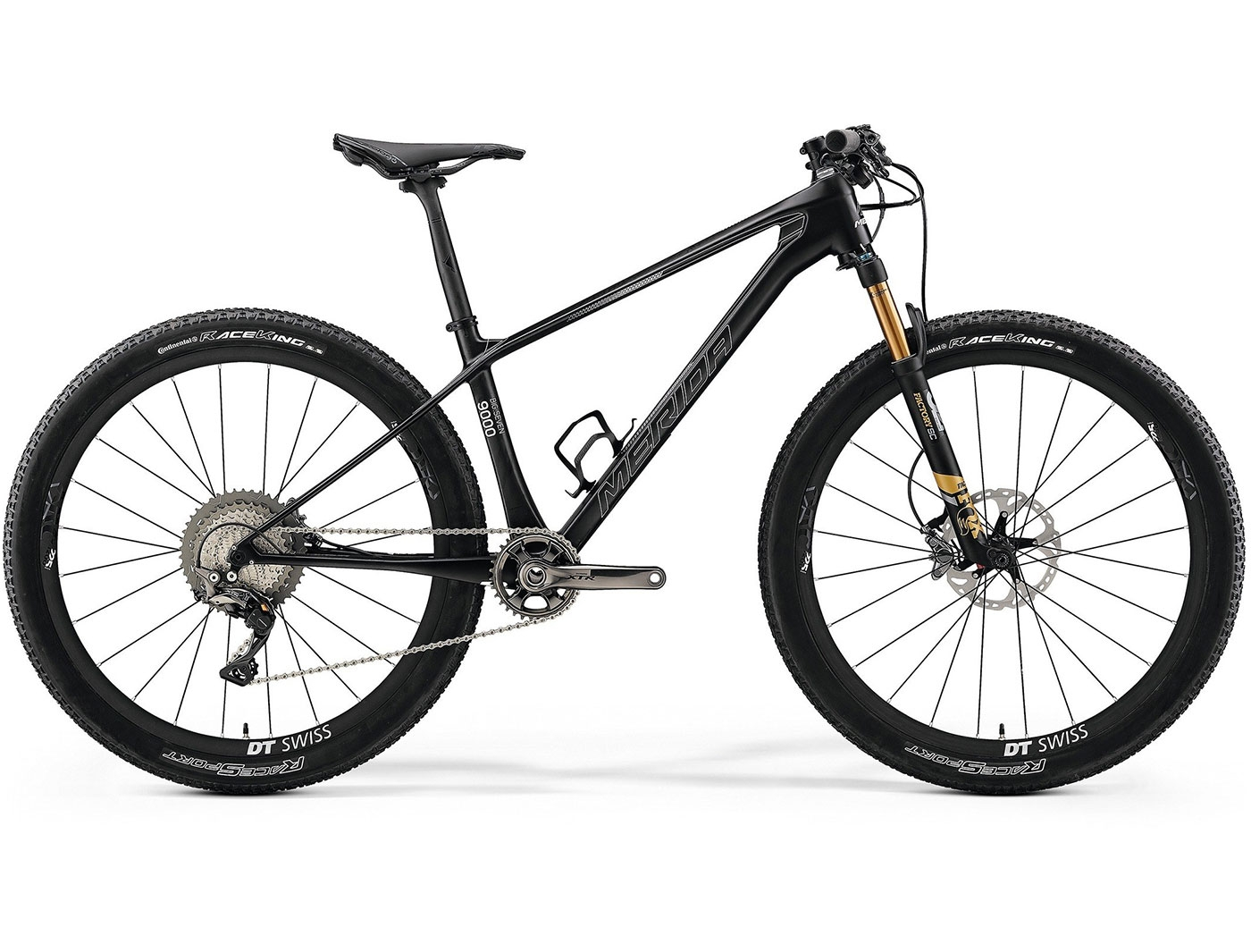 Велосипед Merida BIG.SEVEN 9000 (2018)