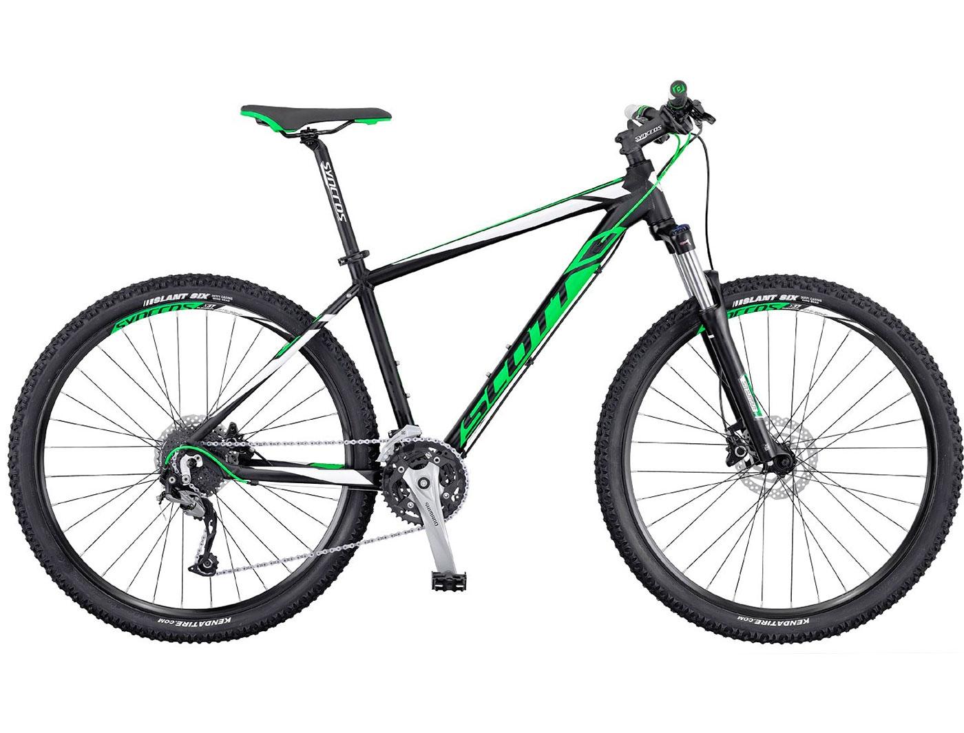 Велосипед Scott Aspect 740 (2016)