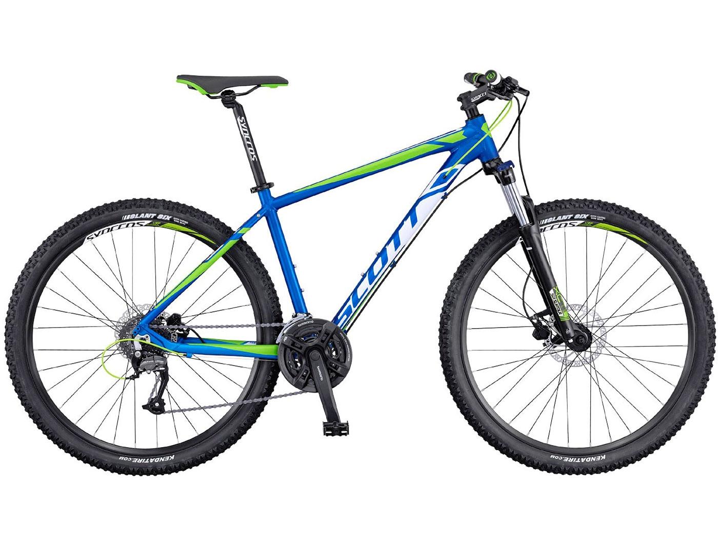 Велосипед Scott Aspect 750 (2016)