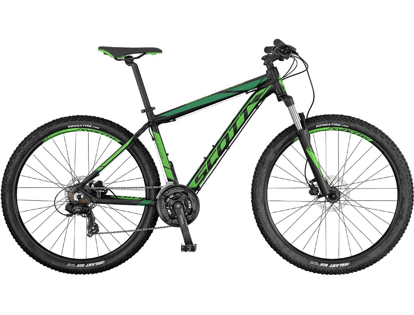 Велосипед Scott Aspect 960 (2017)